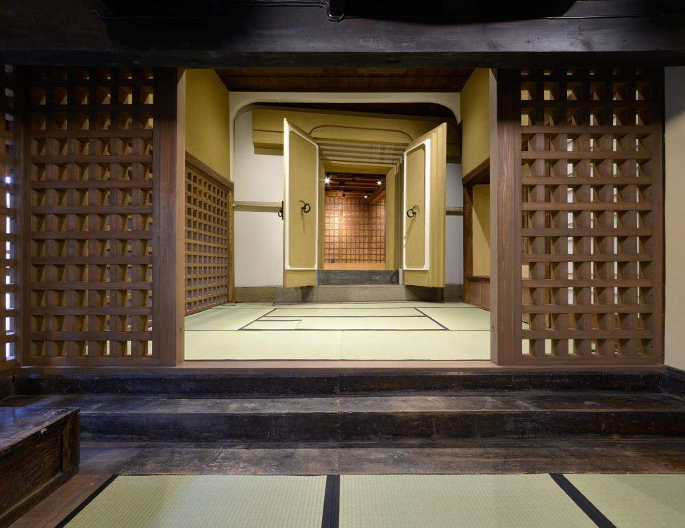 松代寺町商家保存整備工事(長野市有形文化財)