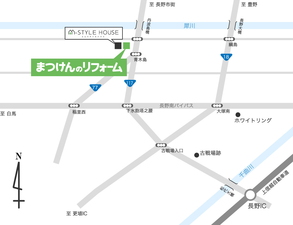 会社案内 地図